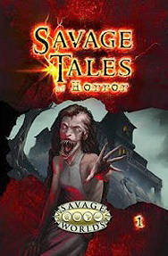 Spirit Games (Est. 1984) - Supplying role playing games (RPG), wargames rules, miniatures and scenery, new and traditional board and card games for the last 20 years sells Savage Tales of Horror 1 Hardback