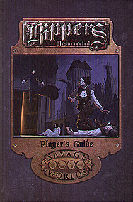 Spirit Games (Est. 1984) - Supplying role playing games (RPG), wargames rules, miniatures and scenery, new and traditional board and card games for the last 20 years sells Rippers Resurrected: Player