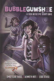 Spirit Games (Est. 1984) - Supplying role playing games (RPG), wargames rules, miniatures and scenery, new and traditional board and card games for the last 20 years sells Bubblegumshoe: A Teen Detective Story Game