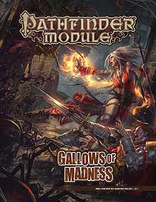 Spirit Games (Est. 1984) - Supplying role playing games (RPG), wargames rules, miniatures and scenery, new and traditional board and card games for the last 20 years sells Pathfinder Module: Gallows of Madness