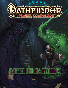 Spirit Games (Est. 1984) - Supplying role playing games (RPG), wargames rules, miniatures and scenery, new and traditional board and card games for the last 20 years sells Pathfinder Player Companion: Haunted Heroes Handbook
