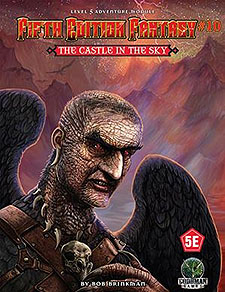 Spirit Games (Est. 1984) - Supplying role playing games (RPG), wargames rules, miniatures and scenery, new and traditional board and card games for the last 20 years sells Fifth Edition Fantasy #10: The Castle in the Sky