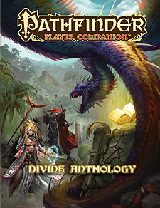 Spirit Games (Est. 1984) - Supplying role playing games (RPG), wargames rules, miniatures and scenery, new and traditional board and card games for the last 20 years sells Pathfinder Player Companion: Divine Anthology