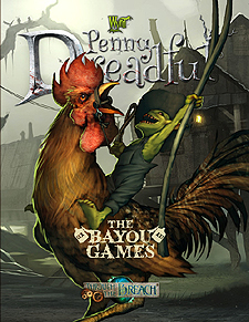 Spirit Games (Est. 1984) - Supplying role playing games (RPG), wargames rules, miniatures and scenery, new and traditional board and card games for the last 20 years sells Through the Breach: Penny Dreadful - The Bayou Games