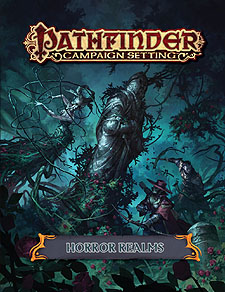 Spirit Games (Est. 1984) - Supplying role playing games (RPG), wargames rules, miniatures and scenery, new and traditional board and card games for the last 20 years sells Pathfinder Campaign Setting: Horror Realms