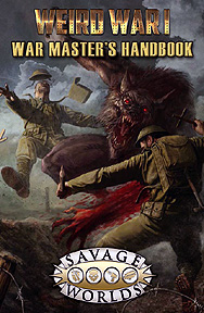Spirit Games (Est. 1984) - Supplying role playing games (RPG), wargames rules, miniatures and scenery, new and traditional board and card games for the last 20 years sells Weird War I War Master