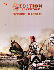 Spirit Games (Est. 1984) - Supplying role playing games (RPG), wargames rules, miniatures and scenery, new and traditional board and card games for the last 20 years sells 5th Edition Adventure: The Rising Knight A0