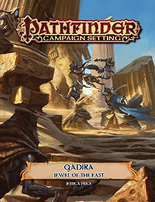 Spirit Games (Est. 1984) - Supplying role playing games (RPG), wargames rules, miniatures and scenery, new and traditional board and card games for the last 20 years sells Pathfinder Campaign Setting: Qadira, Jewel of the East