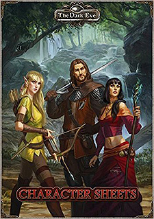 Spirit Games (Est. 1984) - Supplying role playing games (RPG), wargames rules, miniatures and scenery, new and traditional board and card games for the last 20 years sells The Dark Eye Character Sheets