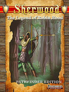 Spirit Games (Est. 1984) - Supplying role playing games (RPG), wargames rules, miniatures and scenery, new and traditional board and card games for the last 20 years sells Sherwood: The Legend of Robin Hood