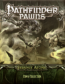 Spirit Games (Est. 1984) - Supplying role playing games (RPG), wargames rules, miniatures and scenery, new and traditional board and card games for the last 20 years sells Pathfinder Pawns: Strange Aeons Pawn Collection