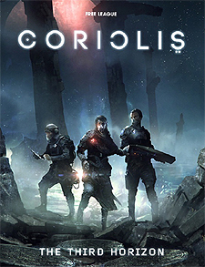 Spirit Games (Est. 1984) - Supplying role playing games (RPG), wargames rules, miniatures and scenery, new and traditional board and card games for the last 20 years sells Coriolis: The Third Horizon