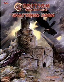 Spirit Games (Est. 1984) - Supplying role playing games (RPG), wargames rules, miniatures and scenery, new and traditional board and card games for the last 20 years sells 5th Edition Adventure: The Shattered Horn A5