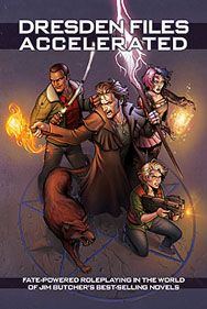 Spirit Games (Est. 1984) - Supplying role playing games (RPG), wargames rules, miniatures and scenery, new and traditional board and card games for the last 20 years sells Dresden Files Accelerated