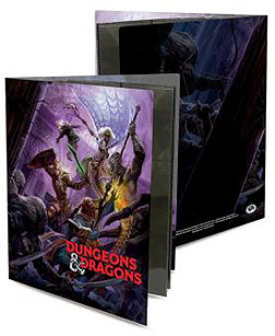 Spirit Games (Est. 1984) - Supplying role playing games (RPG), wargames rules, miniatures and scenery, new and traditional board and card games for the last 20 years sells Spell Card Character Folio: Drow Attack