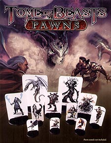 Spirit Games (Est. 1984) - Supplying role playing games (RPG), wargames rules, miniatures and scenery, new and traditional board and card games for the last 20 years sells Tome of Beasts Pawns