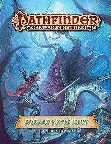 Spirit Games (Est. 1984) - Supplying role playing games (RPG), wargames rules, miniatures and scenery, new and traditional board and card games for the last 20 years sells Pathfinder Campaign Setting: Aquatic Adventures