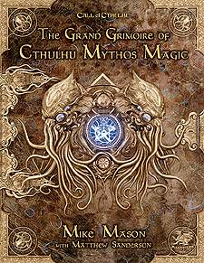 Spirit Games (Est. 1984) - Supplying role playing games (RPG), wargames rules, miniatures and scenery, new and traditional board and card games for the last 20 years sells The Grand Grimoire of Cthulhu Mythos Magic
