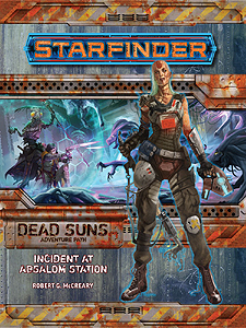 Spirit Games (Est. 1984) - Supplying role playing games (RPG), wargames rules, miniatures and scenery, new and traditional board and card games for the last 20 years sells Adventure Path 01: Dead Suns (1 of 6) - Incident at Absalom Station