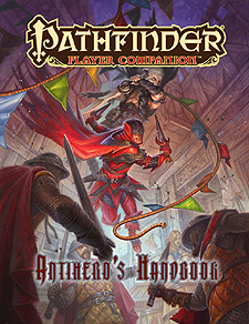 Spirit Games (Est. 1984) - Supplying role playing games (RPG), wargames rules, miniatures and scenery, new and traditional board and card games for the last 20 years sells Pathfinder Player Companion: Antihero