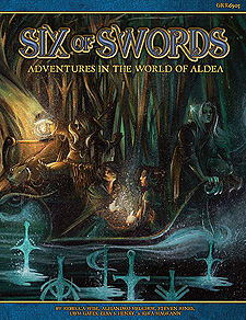 Spirit Games (Est. 1984) - Supplying role playing games (RPG), wargames rules, miniatures and scenery, new and traditional board and card games for the last 20 years sells Blue Rose: Six of Swords