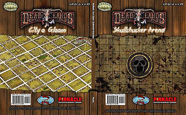 Spirit Games (Est. 1984) - Supplying role playing games (RPG), wargames rules, miniatures and scenery, new and traditional board and card games for the last 20 years sells Deadlands: City o