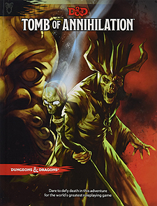 Spirit Games (Est. 1984) - Supplying role playing games (RPG), wargames rules, miniatures and scenery, new and traditional board and card games for the last 20 years sells Dungeons and Dragons: DM Screen Tomb of Annihilation (5th Ed)
