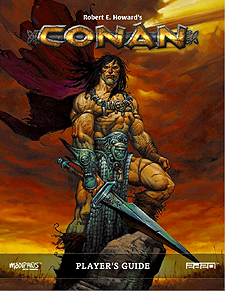 Spirit Games (Est. 1984) - Supplying role playing games (RPG), wargames rules, miniatures and scenery, new and traditional board and card games for the last 20 years sells Conan: Player