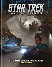Spirit Games (Est. 1984) - Supplying role playing games (RPG), wargames rules, miniatures and scenery, new and traditional board and card games for the last 20 years sells Star Trek Adventures RPG Core Rulebook