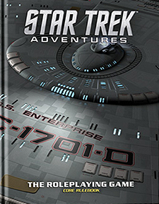Spirit Games (Est. 1984) - Supplying role playing games (RPG), wargames rules, miniatures and scenery, new and traditional board and card games for the last 20 years sells Star Trek Adventures RPG Core Rulebook Collector