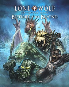 Spirit Games (Est. 1984) - Supplying role playing games (RPG), wargames rules, miniatures and scenery, new and traditional board and card games for the last 20 years sells Bestiary of the Beyond