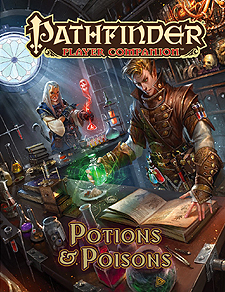 Spirit Games (Est. 1984) - Supplying role playing games (RPG), wargames rules, miniatures and scenery, new and traditional board and card games for the last 20 years sells Pathfinder Player Companion: Potions and Poisons