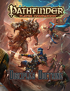 Spirit Games (Est. 1984) - Supplying role playing games (RPG), wargames rules, miniatures and scenery, new and traditional board and card games for the last 20 years sells Pathfinder Player Companion: Disciple