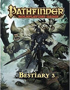 Spirit Games (Est. 1984) - Supplying role playing games (RPG), wargames rules, miniatures and scenery, new and traditional board and card games for the last 20 years sells Pathfinder RPG Bestiary 3 Pocket Edition