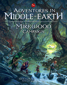 Spirit Games (Est. 1984) - Supplying role playing games (RPG), wargames rules, miniatures and scenery, new and traditional board and card games for the last 20 years sells Adventures in Middle-earth Mirkwood Campaign