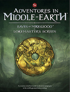 Spirit Games (Est. 1984) - Supplying role playing games (RPG), wargames rules, miniatures and scenery, new and traditional board and card games for the last 20 years sells Adventures in Middle-earth Eaves of Mirkwood and Loremaster