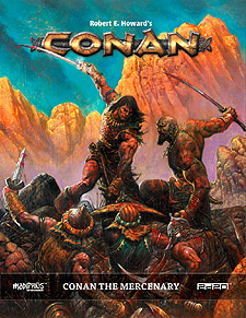 Spirit Games (Est. 1984) - Supplying role playing games (RPG), wargames rules, miniatures and scenery, new and traditional board and card games for the last 20 years sells Conan the Mercenary