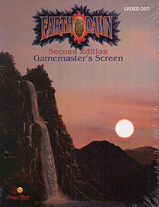 Spirit Games (Est. 1984) - Supplying role playing games (RPG), wargames rules, miniatures and scenery, new and traditional board and card games for the last 20 years sells Earthdawn 2nd Edition Gamemaster