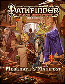 Spirit Games (Est. 1984) - Supplying role playing games (RPG), wargames rules, miniatures and scenery, new and traditional board and card games for the last 20 years sells Pathfinder Player Companion: Merchant