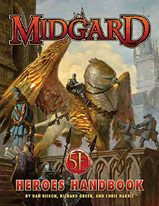 Spirit Games (Est. 1984) - Supplying role playing games (RPG), wargames rules, miniatures and scenery, new and traditional board and card games for the last 20 years sells Midgard Heroes Handbook