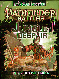 Spirit Games (Est. 1984) - Supplying role playing games (RPG), wargames rules, miniatures and scenery, new and traditional board and card games for the last 20 years sells Pathfinder Battles: Jungle of Despair Booster