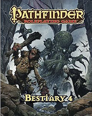 Spirit Games (Est. 1984) - Supplying role playing games (RPG), wargames rules, miniatures and scenery, new and traditional board and card games for the last 20 years sells Pathfinder RPG Bestiary 4 Pocket Edition
