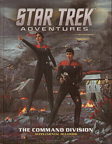 Spirit Games (Est. 1984) - Supplying role playing games (RPG), wargames rules, miniatures and scenery, new and traditional board and card games for the last 20 years sells Star Trek Adventures: The Command Division Supplemental Rulebook