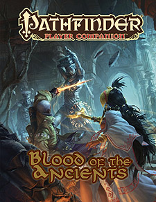 Spirit Games (Est. 1984) - Supplying role playing games (RPG), wargames rules, miniatures and scenery, new and traditional board and card games for the last 20 years sells Pathfinder Player Companion: Blood of the Ancients