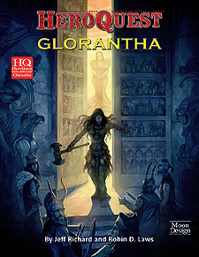 Spirit Games (Est. 1984) - Supplying role playing games (RPG), wargames rules, miniatures and scenery, new and traditional board and card games for the last 20 years sells HeroQuest Glorantha