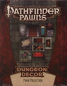 Spirit Games (Est. 1984) - Supplying role playing games (RPG), wargames rules, miniatures and scenery, new and traditional board and card games for the last 20 years sells Pathfinder Pawns: Dungeon Decor Pawn Collection