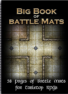 Spirit Games (Est. 1984) - Supplying role playing games (RPG), wargames rules, miniatures and scenery, new and traditional board and card games for the last 20 years sells Big Book of Battle Mats