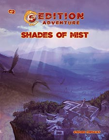 Spirit Games (Est. 1984) - Supplying role playing games (RPG), wargames rules, miniatures and scenery, new and traditional board and card games for the last 20 years sells 5th Edition Adventure: Shades of Mist C2