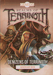 Spirit Games (Est. 1984) - Supplying role playing games (RPG), wargames rules, miniatures and scenery, new and traditional board and card games for the last 20 years sells Realms of Terrinoth: Denizens of Terrinoth Adversary Deck