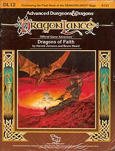 Spirit Games (Est. 1984) - Supplying role playing games (RPG), wargames rules, miniatures and scenery, new and traditional board and card games for the last 20 years sells DL12 Dragons of Faith